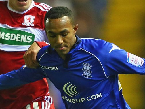 Rob Hall: Extends his stay at Birmingham