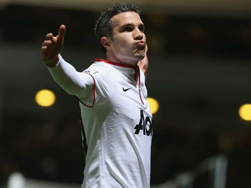 Robin van Persie: United players were consulted over his signing