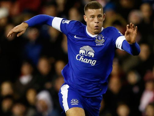 Ross Barkley: Heads back to the Championship