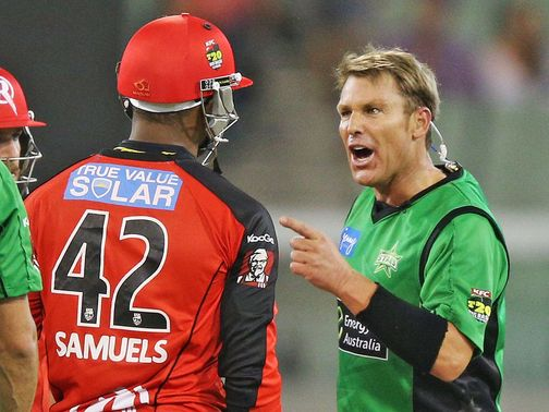 Shane Warne: Has upset the authorities again