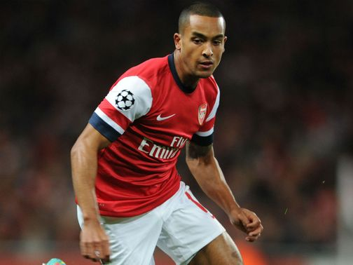 Theo Walcott: Close to new Arsenal deal