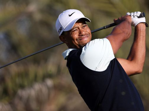 Tiger Woods: Looking to close gap on Jack Nicklaus