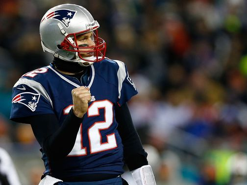 Brady: Record-breaking victory