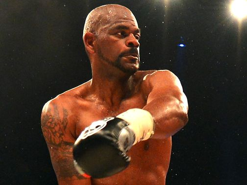 Tony Thompson: Looking to wreck Price&#39;s unbeaten record