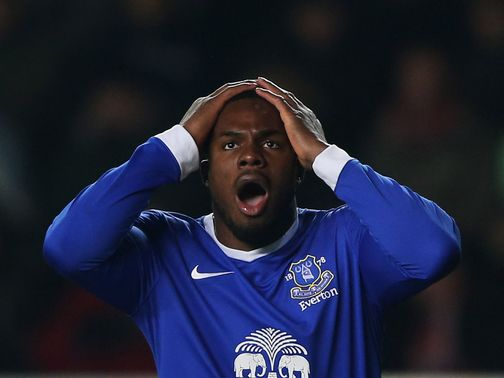 Victor Anichebe: Started and scored against Villa