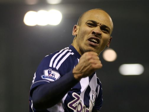 Peter Odemwingie: Time at West Brom coming to an end with QPR interested