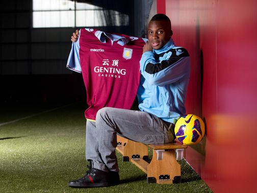 Yacouba Sylla: Signs for Aston Villa