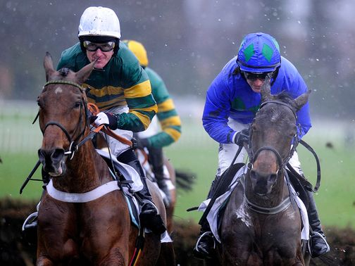 Binocular: Giving right signs ahead of Champion Hurdle