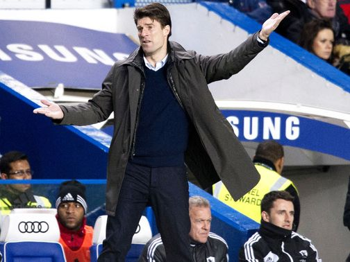 Laudrup: Wants Swans to go on the offensive against Chelsea