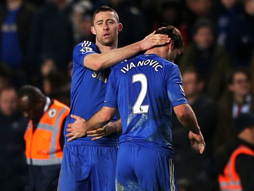 Gary Cahill: Believes busy season has taken its toll