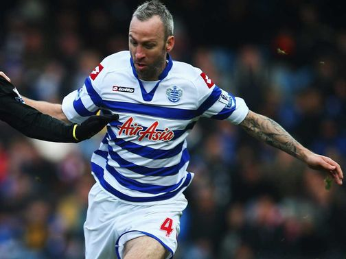 Shaun Derry: Extends his stay at QPR