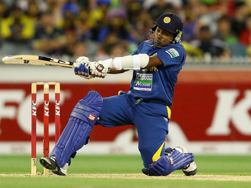Jayawardene: Finger injury will keep him out of Test series