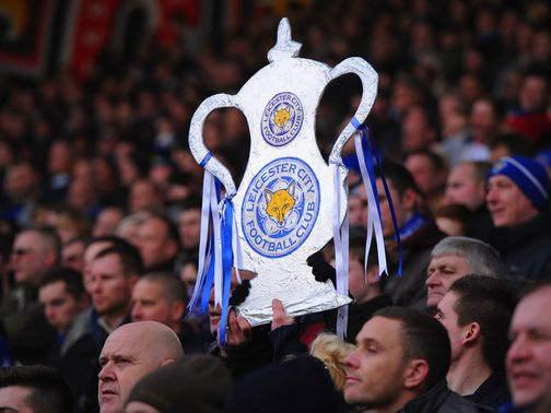 Leicester remain in the hunt for the FA Cup