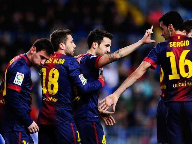 Barcelona face Osasuna on Sunday