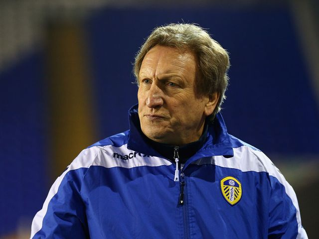 Warnock saw his side triumph at Birmingham