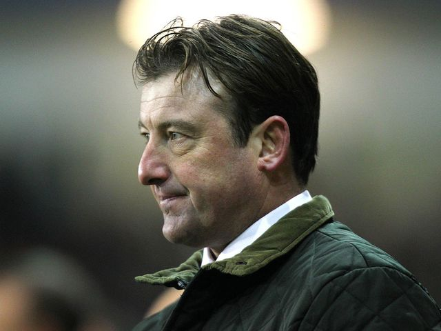Steve Thompson: Wants the Blackpool job