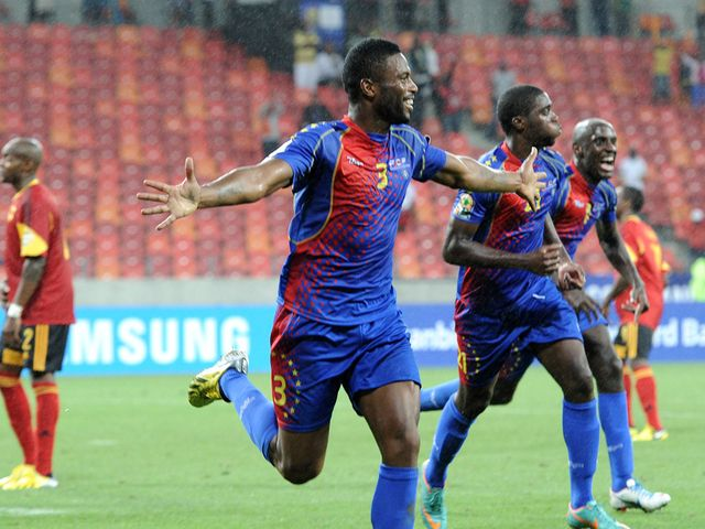 Cape Verde stunned Angola