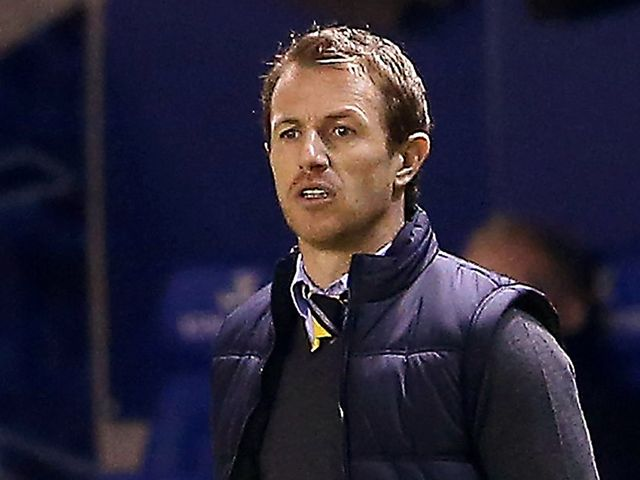 Gary Rowett watched his side lose at Leicester