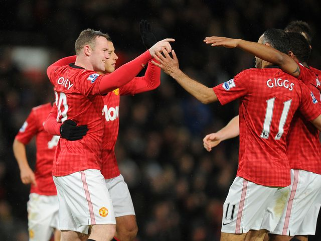 Rooney (l): Not on penalty duties, but scored any way