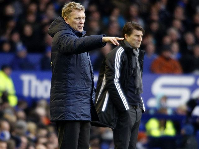 Moyes was frustrated, but Laudrup was satisfied with the draw