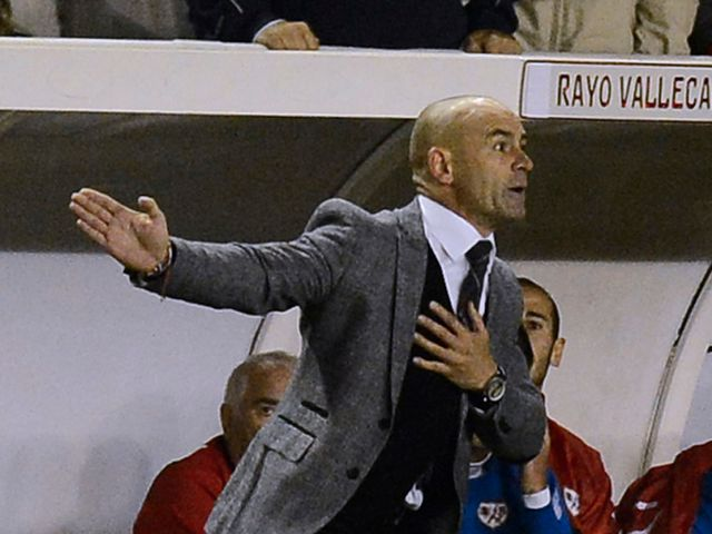Paco Jemez: Looking for a strong display