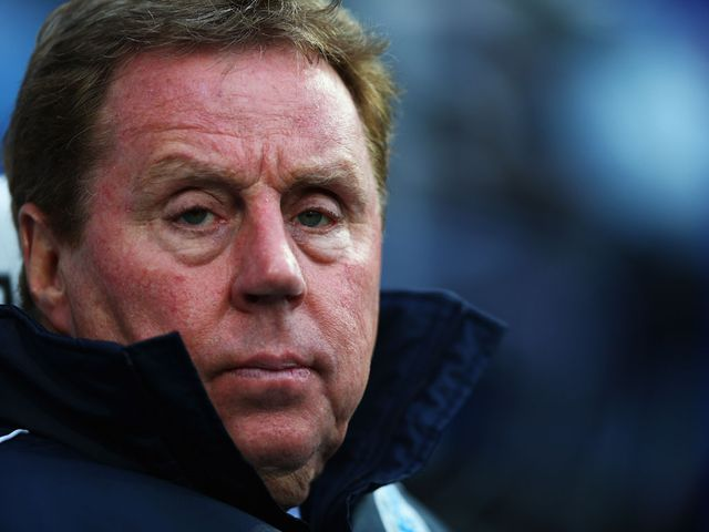 Redknapp watches his side draw with West Brom