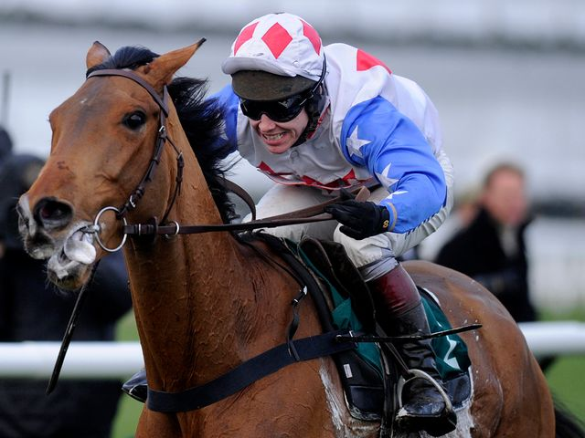 Reve De Sivola: Landed the odds in the Cleeve Hurdle