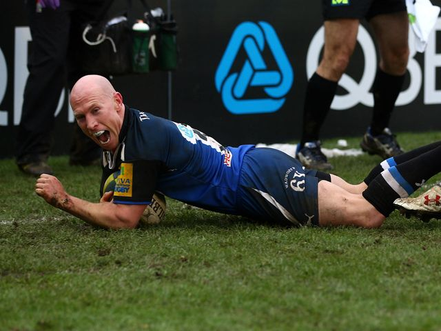 Peter Stringer: Two tries on a spectacular debut