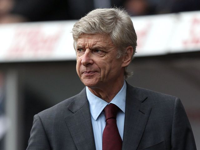 Wenger watched his side draw 2-2 at Swansea