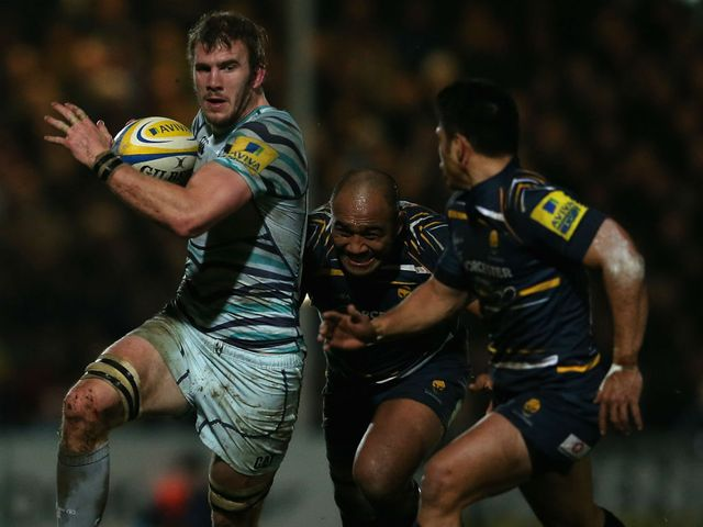 Tom Croft: Returns for Leicester Tigers