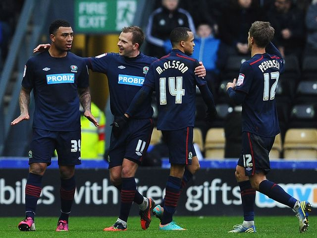Colin Kazim-Richards celebrates his goal