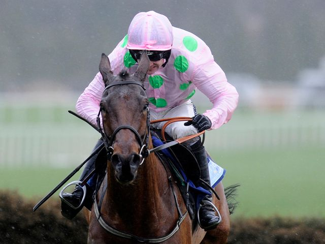 Pont Alexandre: Made it three out of three at Leopardstown