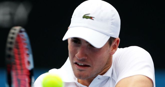 John Isner: Managed three breaks of serve to get the better of the top seed