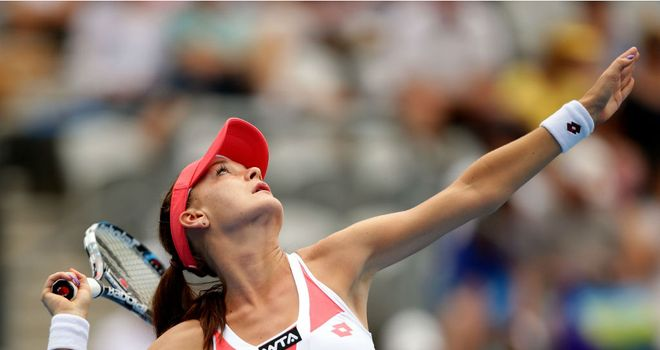 Agnieszka Radwanska: Targeting back-to-back titles