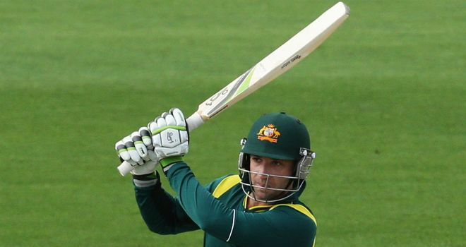 Phil Hughes: Australia's gain may be Worcestershire's loss