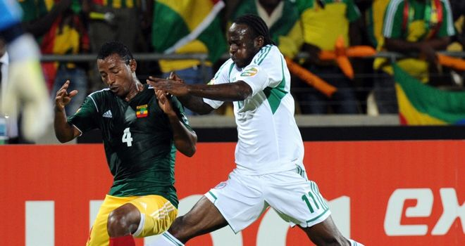 Victor Moses: Doubtful for final against Burkina Faso