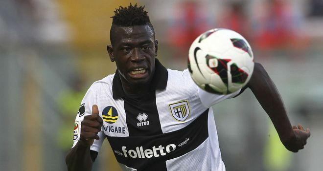 Afriyie Acquah: Taking on a new challenge in the Bundesliga