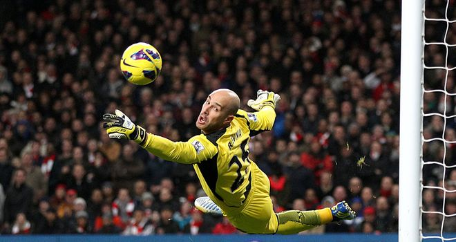 Jose Reina: Came through the Barcelona academy