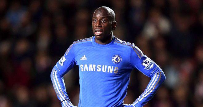 Chelsea striker Demba Ba confident of improving at ...