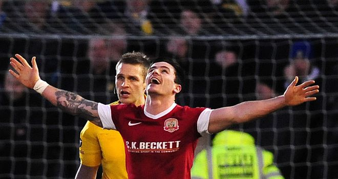 Chris Dagnall: Brace earns Barnsley three points