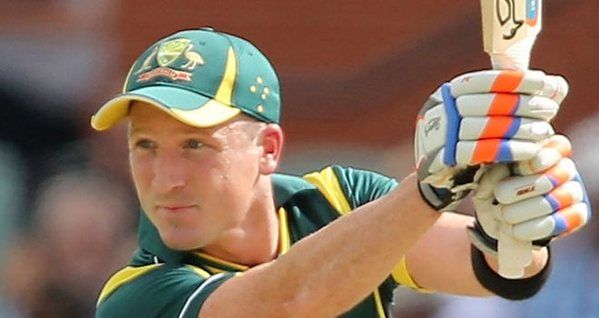 Brad Haddin: Called up as cover