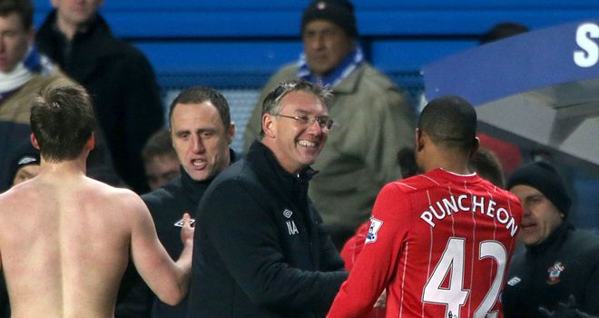 Jason Puncheon: Backing Nigel Adkins for Reading job