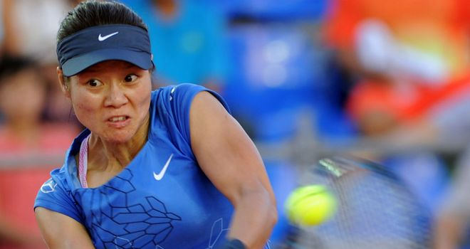 Li Na: Chinese player saw off Julia Cohen