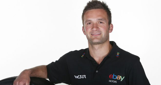 Colin Turkington is back in the BTCC