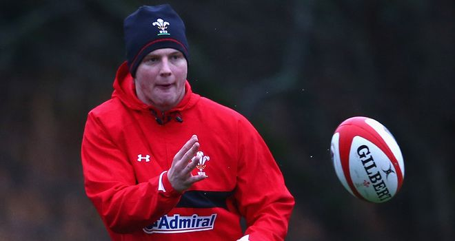 Dan Biggar: Six Nations debut against Ireland on Saturday