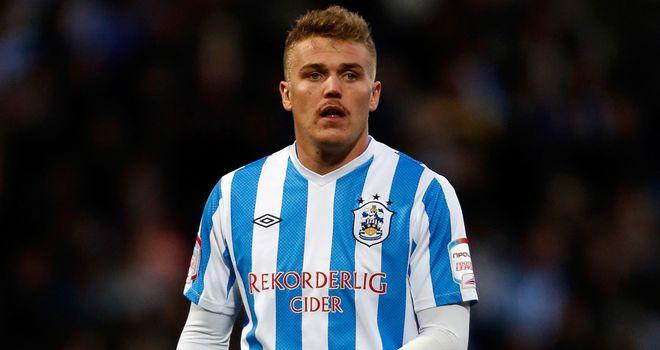 Danny Ward: Scored Huddersfield's first goal