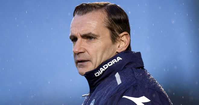 Danny Lennon: 'One of the worst performances I have seen'