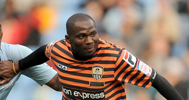 Francois Zoko: Could face his former club