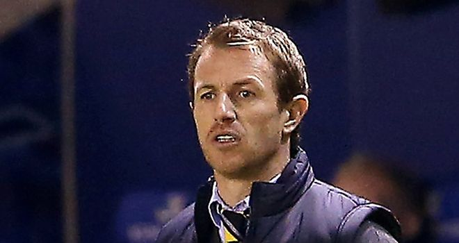 Rowett: Disappointed with the result