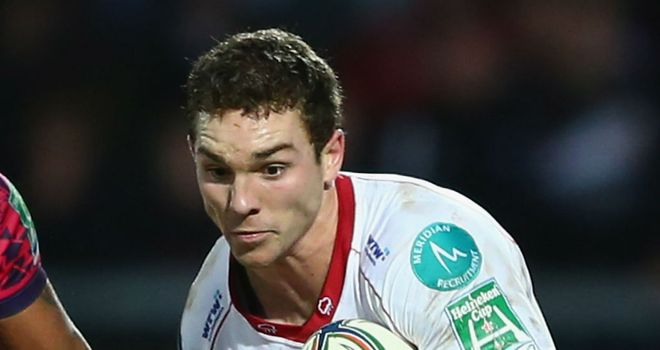 George North: Given all clear